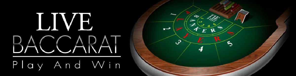 Baccarat play and win